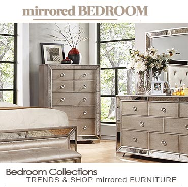 . Buy Mirrored Bedroom Furniture