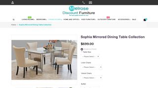 Melrose Discount Furniture
