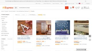 Aliexpress Mirrored Bedroom Furniture