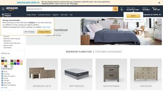 Amazon Mirrored Bedroom Furniture
